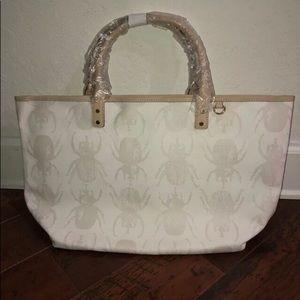 Large India Hicks Mayfair Canvas Shopper Bag